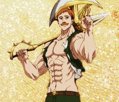 escanor Almost all the 7 deadly sins completed (°^°). Seven Deadly Sins Symbols, Seven Deadly Sins Anime, 7 Deadly Sins, Bungou Stray Dogs Wallpaper, Dog Wallpaper, Manga Anime, Anime Art, Netflix Anime, Anime Ninja