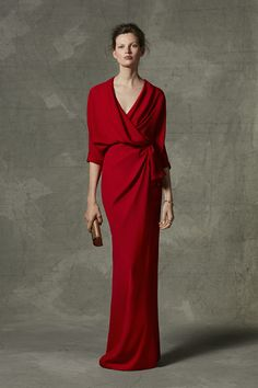 CH Carolina Herrera Evening - Look 06 Brenda Torres, Elegant Dresses, Beautiful Dresses, Quinceanera Dresses, Looks Style, Mode Inspiration, Evening Dresses, Fashion Dresses, Dress Up