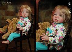 Reborn doll Henrietta Regina Swialkowski