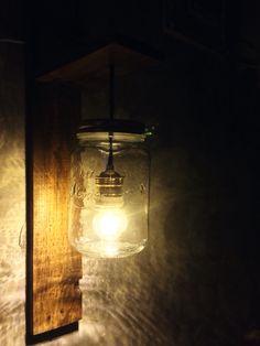 Led  in a jar.