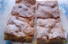 Jablečná bublanina - recepty a vaření Poslirecept.cz Banana Bread, Cake, Food, Kuchen, Essen, Meals, Torte, Cookies, Yemek