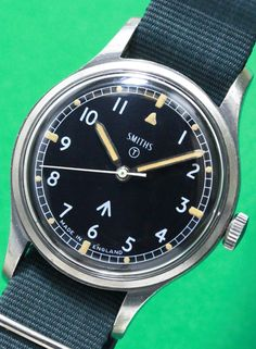 SMITHS British Military Watch (RAF) 1960'S