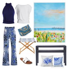 Nautical Vibes : 10 Things | Laura Trevey Blue and White Faves