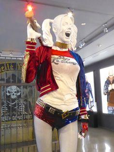 Suicide Squad Harley Quinn movie costume
