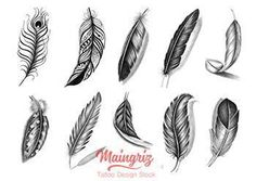 tattoo sexy / girl / love / life / tattoo thigh woman / dreamcatcher tattoo / dream catcher / feather tattoo / custom tattoo design / tattoo design / tattoo / black and grey /design /custom / tattoo d. Arrow Tattoo Design, Feather Tattoo Design, Feather Tattoos, Small Feather Tattoo, Garter Tattoos, Rosary Tattoos, Bracelet Tattoos, Heart Tattoos, Skull Tattoos