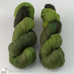 Ascot (1112) in Shepherd Sock from Lorna's Laces