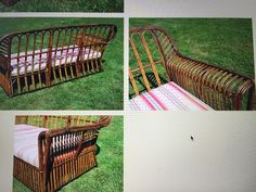 Cane Chairs, Deck, Living Room, Outdoor Decor, Home Decor, Decoration Home, Rattan Chairs, Room Decor, Front Porches