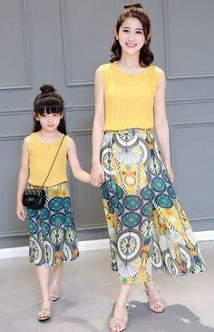 6d47d27a1f3 211 Best Mother Daughter Matching Dresses - dresslikemommy.com ...
