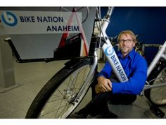 Giant bike-sharing program to launch in Anaheim Mountain Bike Reviews, Mountain Biking, Giant Bikes, Train Station, Product Launch