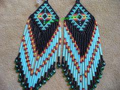 Roxanne Bird design 3 earring in Green