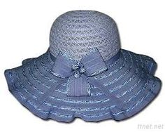 Image result for ladies summer hat Summer Hats For Women, Frock Design, Frocks, Baseball Hats, Lady, Image, Fashion, Moda, Baseball Caps