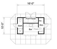 shed storage floor plan