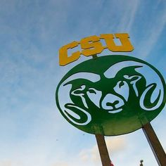 Proud to be a CSU Ram. #ColoradoState