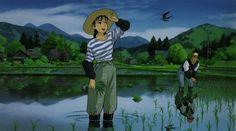 Only Yesterday [おもひでぽろぽろ Omoide Poro Poro] (Isao Takahata, 1991)