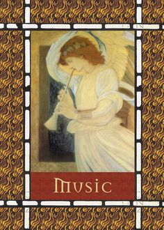 Card Meaning:    	The angels guide you to immerse yourself in beautiful music. Music lifts your spirit above Earthbound concerns and elevates your thoughts to Divine love.   	You have angels with you who want to help you through the healing properties of music. By drawing this card, the angels ask you to add more music into your life. They guide you to play soft background music while you dress, work, and play. They also ask you to whistle and sing often.   	You may also have drawn this…