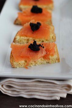 Cocinando entre Olivos: Cómo preparar salmón marinado en casa. Receta paso...