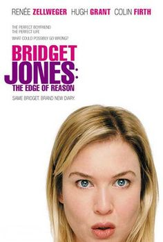 Bridget Jones: The edge of reason  #16  I have no excuse for this other than being worn out, eating takeaway and curling up on the sofa while my mind dripped out my ears.
