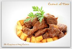 Carne al toro | De Camino a Mi Cocina Carne Asada, Pot Roast, Beef, Ethnic Recipes, One Pot Dinners, Spices, Food Recipes, Drive Way, Meat