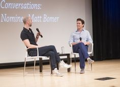 excellent and insightful interview with Matt Bomer about his Emmy nominated role in The Normal Heart.
