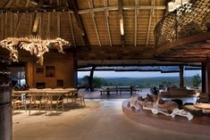 The most exclusive safari home in Africa! Leobo Private Reserve, Waterberg, South Africa