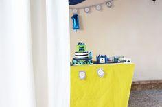 Il blog di El: festa compleanno tema balena