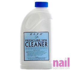 Elfa Pedicure Spa Cleaner | Removes Mildew, Bacteria & Offensive Odors