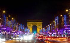 Weihnachtsbeleuchtung aus der ganzen Welt