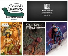 Episode 31! http://www.comicstherapy.com/2014/02/episode-31-retcons.html