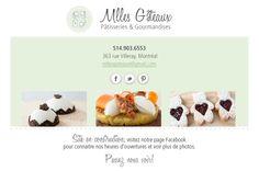 Mlles Gâteaux - Pâtisseries et Gourmandises Sweet Treats