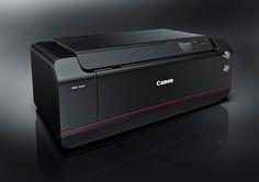 Fantechnology: Canon presenta la stampante imagePROGRAF PRO-1000