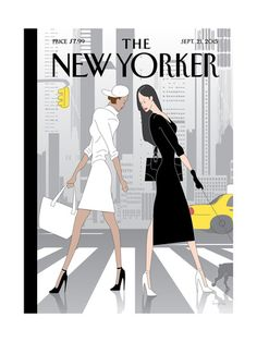 The New Yorker (CN) Prints at the Condé Nast Collection