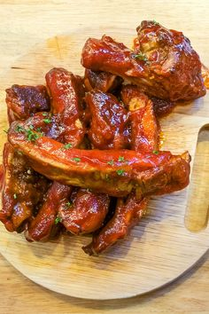 Instant Pot Barbecue Ribs