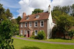 12 bedroom detached house for sale in The Old Rectory, Barfrestone, Dover, Kent - Rightmove. Georgian Homes, Detached House, Property For Sale, Houses, Mansions, House Styles, Home Decor, Homes, Decoration Home