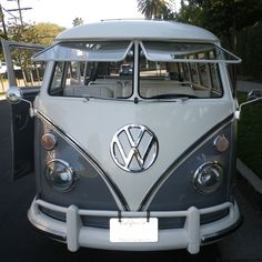 1965 Volkswagen Bus 21 Window Rag Top VW Vanagon Deluxe Trim Surfer Van