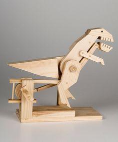 Juguete de madera   -   Cam wooden toy