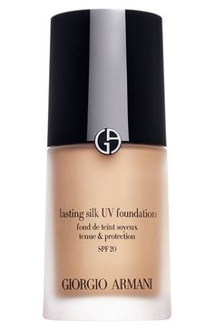 Giorgio Armani Lasting Silk UV Foundation SPF 20 — been wanting to try this one. Heard that it's good for oily/combo skin? What do you think?