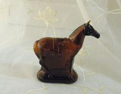 Vintage Avon Horse Decanter