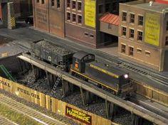 Railroad Line Forums - Stupid Question: Coal Trestle
