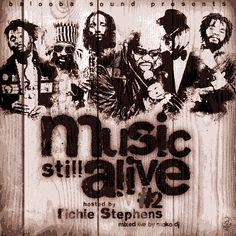 MUSIC STILL ALIVE #2 Host by RICHIE STEPHENS [#Reggae #Mixtape] - http://www.yardhype.com/music-still-alive-2-host-richie-stephens-reggae-mixtape/