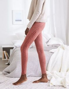 Aerie Play Mesh Pleat Legging by American Eagle Outfitters  75e199fa2b3