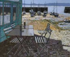 Mike Hall original 'Harbour Cafe'