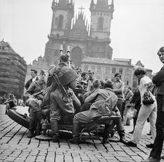 Prague Spring, Prague Photos, Visit Prague, August 21, Cold War, Budapest, Statue Of Liberty, Revolution, The Past