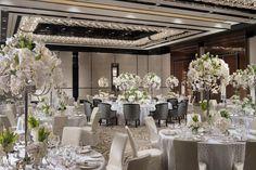 Four Seasons Hotel Shanghai at Pudong, Shanghai, Banquet Hall