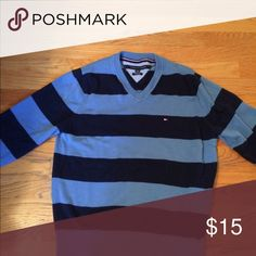 Tommy Hilfiger sweater. Soft beautiful sweater. Perfect for the holidays. Tommy Hilfiger Sweaters Crewneck