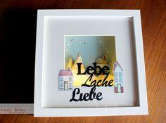 Homedekoration einfach selber gestalten – Kreativ mit Tanja – Workshops und Shop für Stempel, Stanzen, Papier