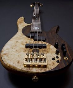 Fodera Yin Yang Standard 4-String Bass