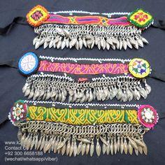 Tocado tribal kuchi Tocado tribal gitano Boho banjara tocado