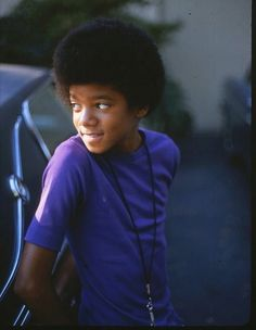 """Little Michael Jackson saying  """"I didn't do that"""""""