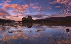 Eilean Donan Castle Scotland - J McSporran - The castle was founded in the thirteenth century and was a stronghold of Clan MacKenzie. Following the first Jacobite Rebellion in 1715 the MacKenzie's allegiance to the Old Pretender (James III) saw ... http://ift.tt/2bOYZZh IFtemppicpinned in Building blocksdownld in ios #August 30 2016 at 08:36PM#via IF