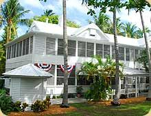 Truman's Little White House in Key West - President Truman's favorite place to vacation was Key West - a great tour for history buffs.